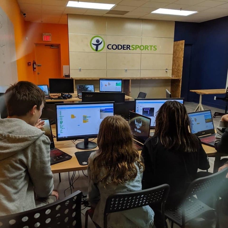 Kids learn to write software programs